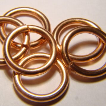 Copper: Round: 10AWG