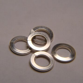 Sterling: Flat (1.0mm x 1.5mm)